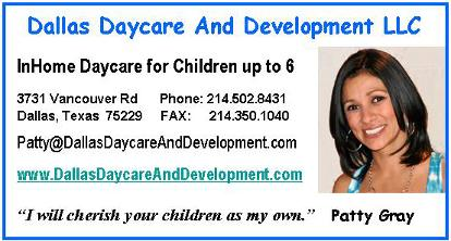 Dallas Daycare & Development